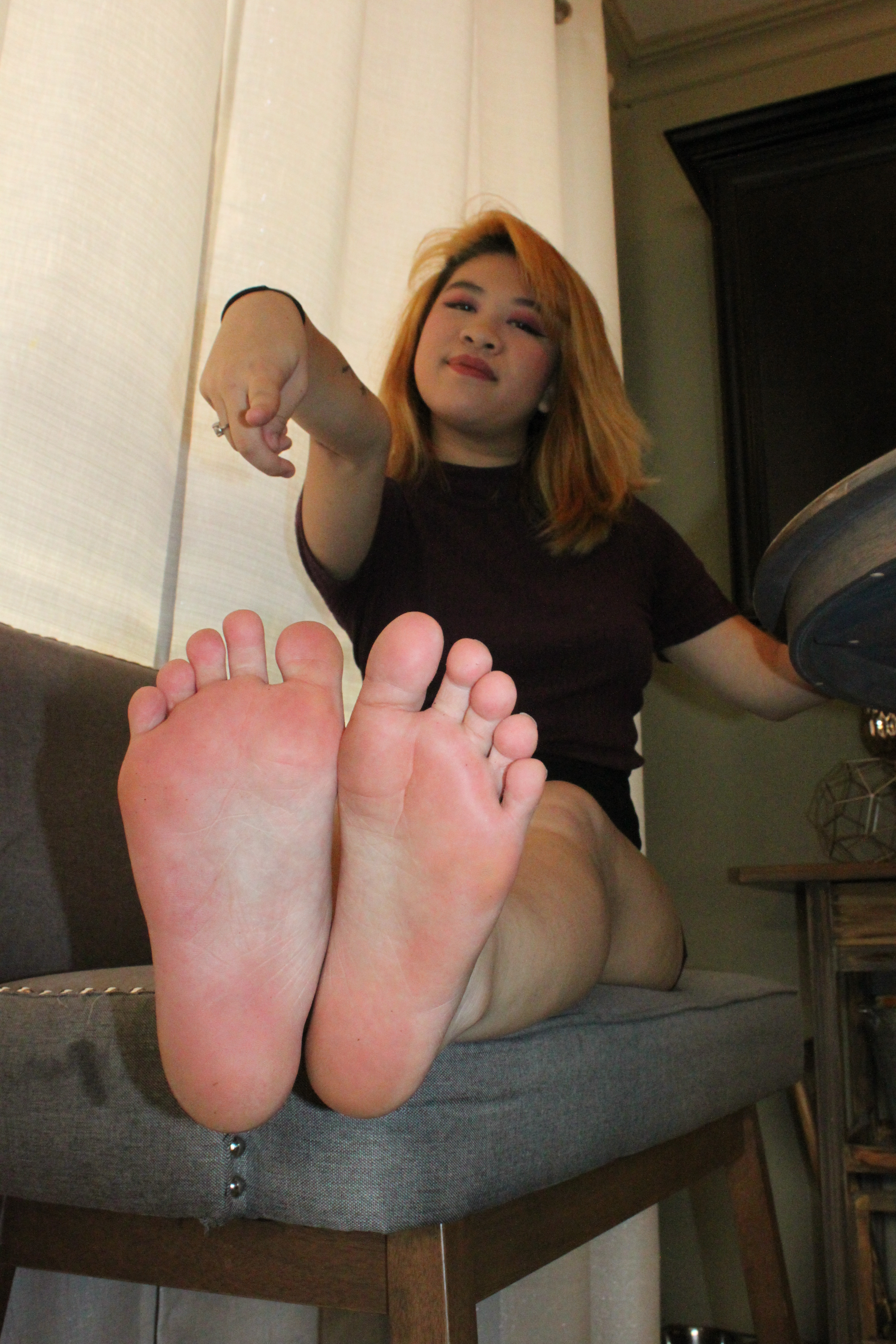 Twin foot fetish-6614