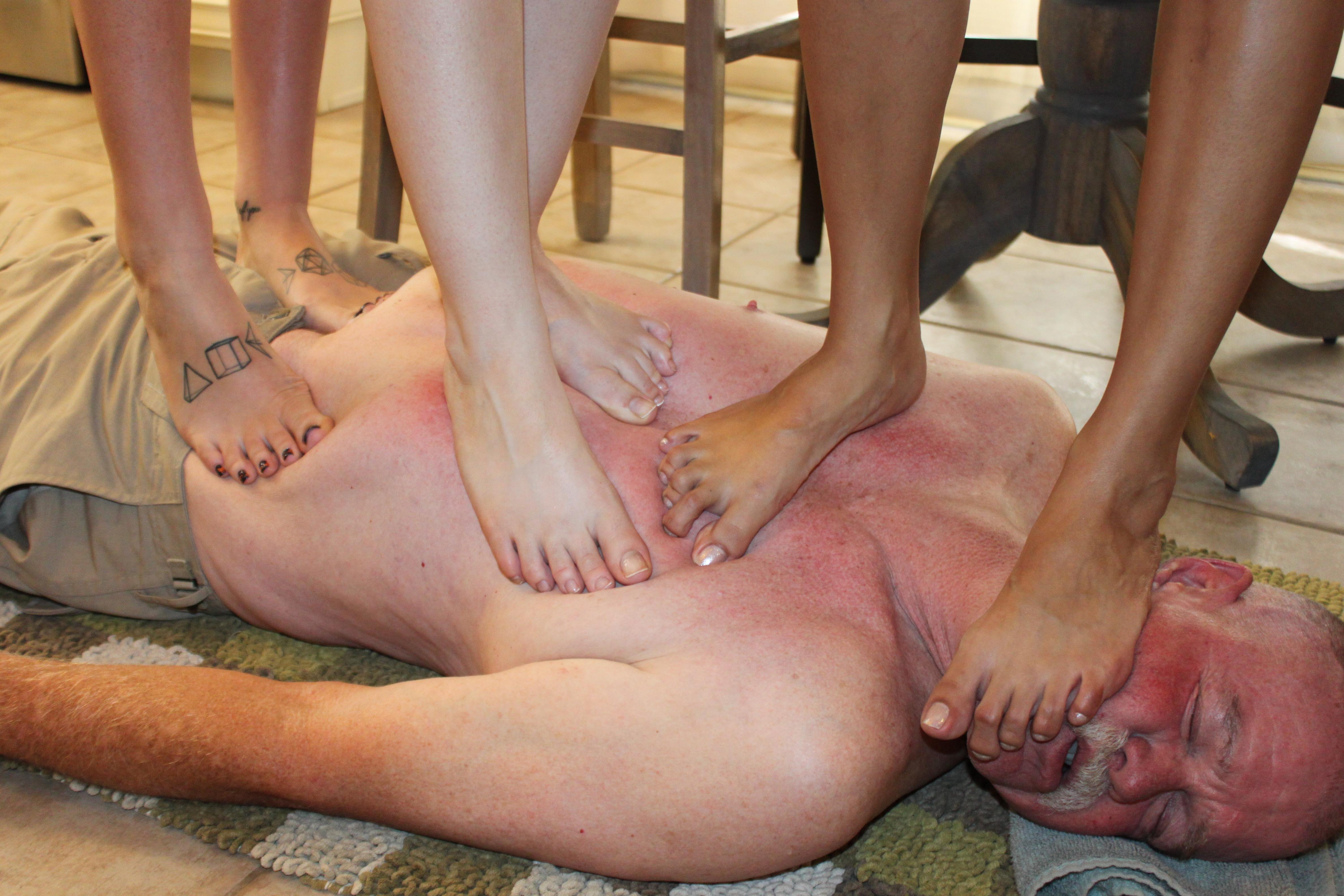 трамплинг массаж краснодар